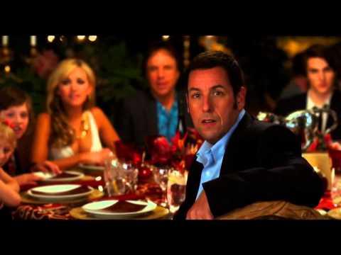 Drew Barrymore  Adam Sandler black dress scene