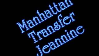 Manhattan Transfer - Jeannine.