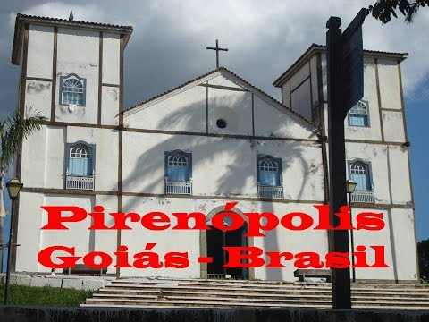 Pirenópolis Goiás Brasil por E lá vou eu