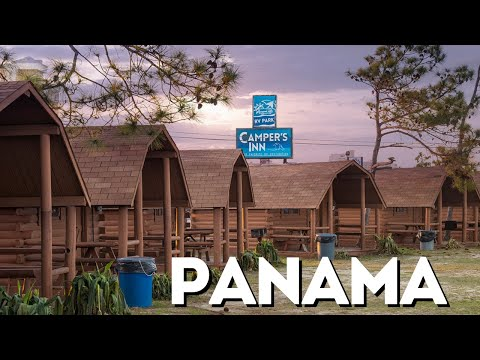 Motorhome Dashcam St Andrews State Park Panama City