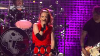 Garbage - Cherry Lips - MTV World Stage Monterrey 2012 [HD]