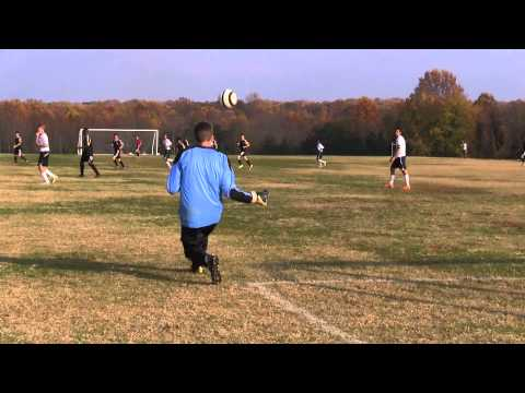 Covenant Life School at Washington Christian Academy   BV Soccer   2012 10 25 (HD)