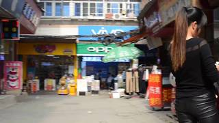 城中村 urban village