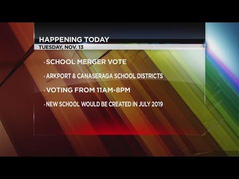 Arkport Canaseraga school merger