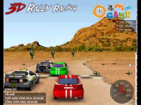 Game đua xe oto 3D địa hình - Game Vui 24h