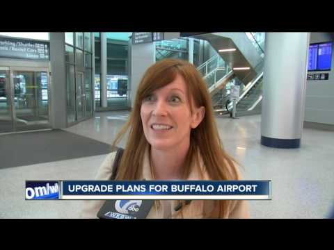 Buffalo Airport Upgrade