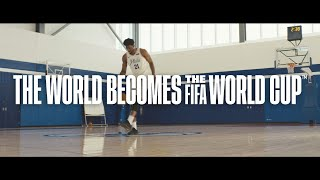 This Summer: Joel Embiid | 2018 FIFA Men's World Cup on FOX & FS1