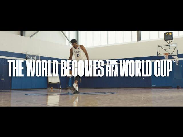 This Summer: Joel Embiid | 2018 FIFA Men's World Cup on FOX & FS1
