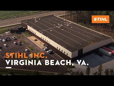 Get To Know STIHL Inc. In Virginia Beach, Va.