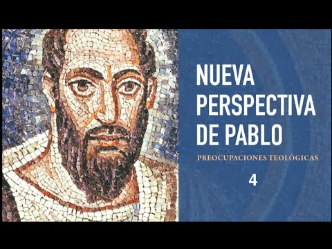 Nueva Perspectiva de Pablo, NPP. Preocupaciones Teológicas 4.