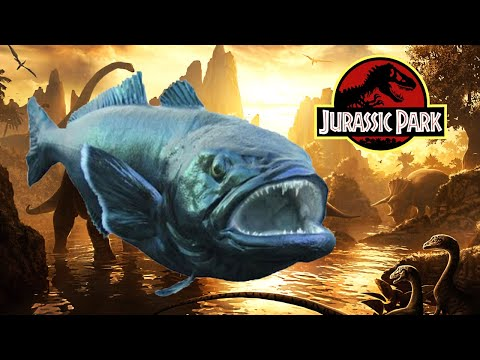 How Jurassic Park Nearly WIPED OUT The Chilean Sea Bass! 😢