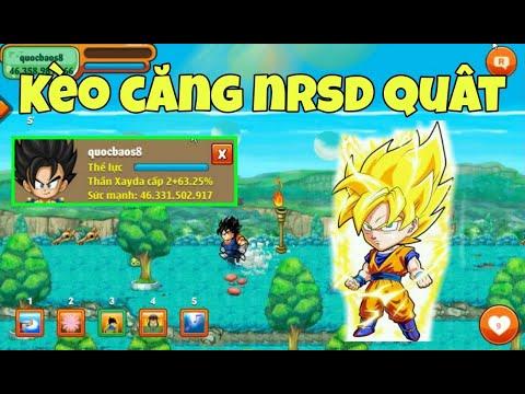 Ngọc Rồng Online - Chính Thức Siêu Phẩm Quocbaos8 Xuống Núi Test Hp Đại Chiến Nrsd !!