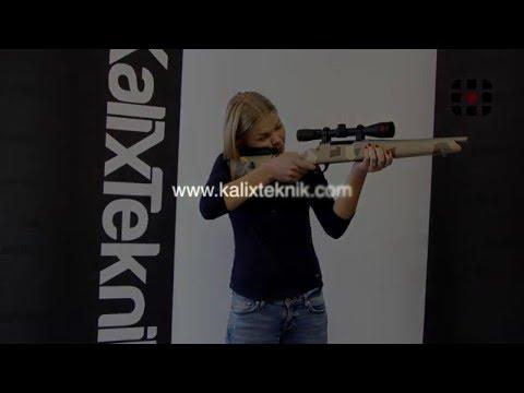 Adjustable cheek rest from Kalix Teknik AB, Sweden