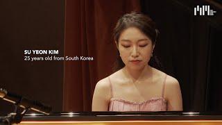 Semifinalist Su Yeon Kim at Teatro Edi/Barrio's – Chopin, Mozart
