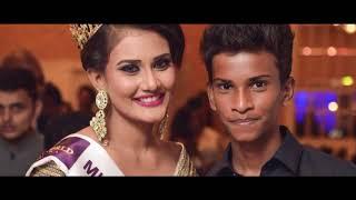 SRI LANKA, Dusheni Silva D.H.I.M. - Contestant Introduction (Miss World 2017)