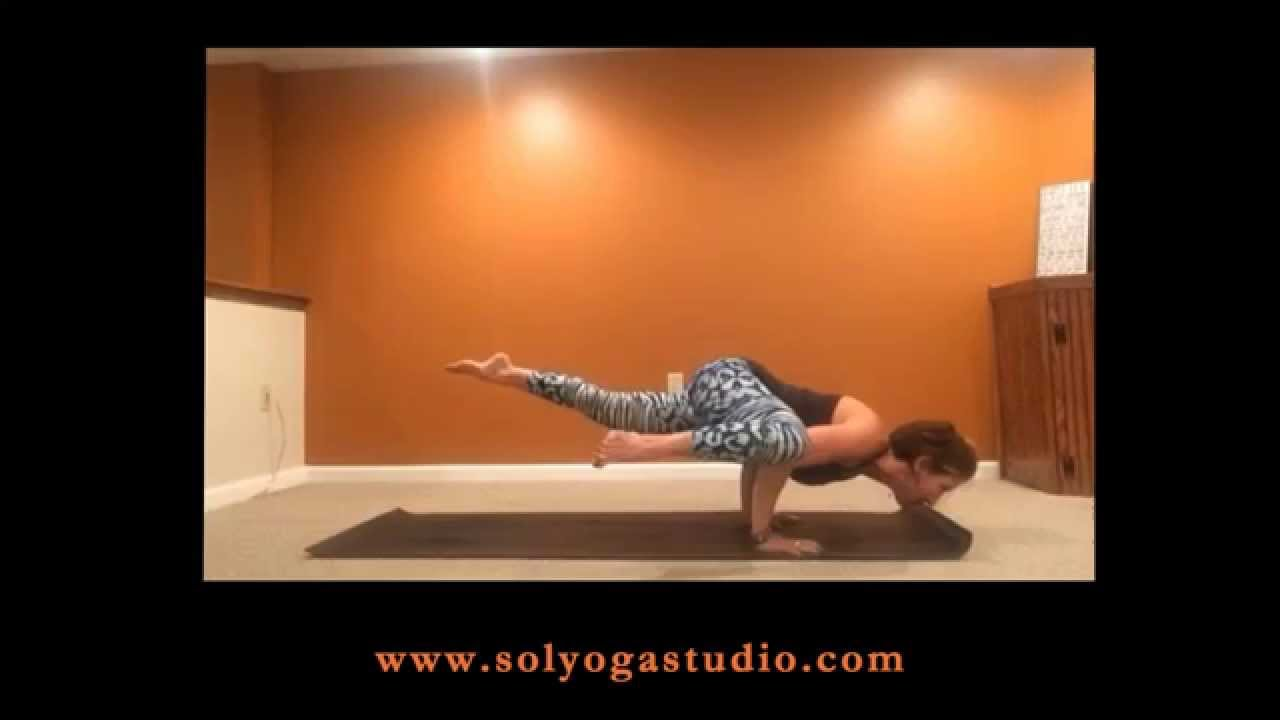 Power Yoga   Conshohocken  PA Sol Yoga Studio   Eka Pada