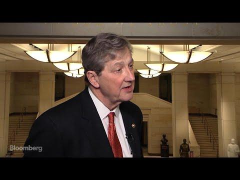 Sen. Kennedy: Trump Declared War on Cost of Prescription Drugs