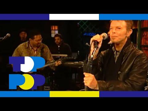 David Bowie - The Voyeur of Utter Destruction (As Beauty) (Live!) • TopPop