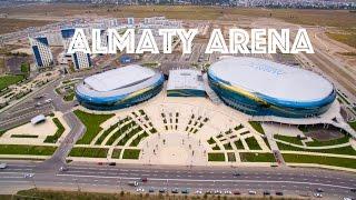 Алматы Арена и Атлетическая деревня. Алматы