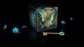 League of legends- open 2 boxes!