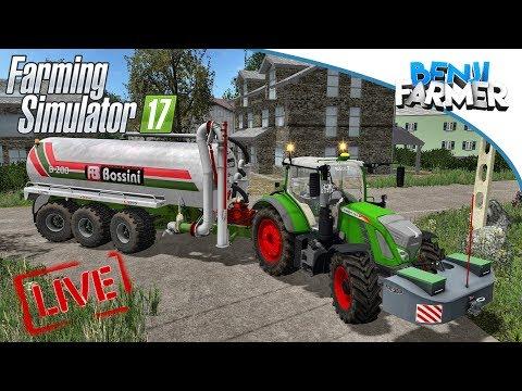 Farming Simulator 17 | On Avance sur La Ferme Limousine en Multi !