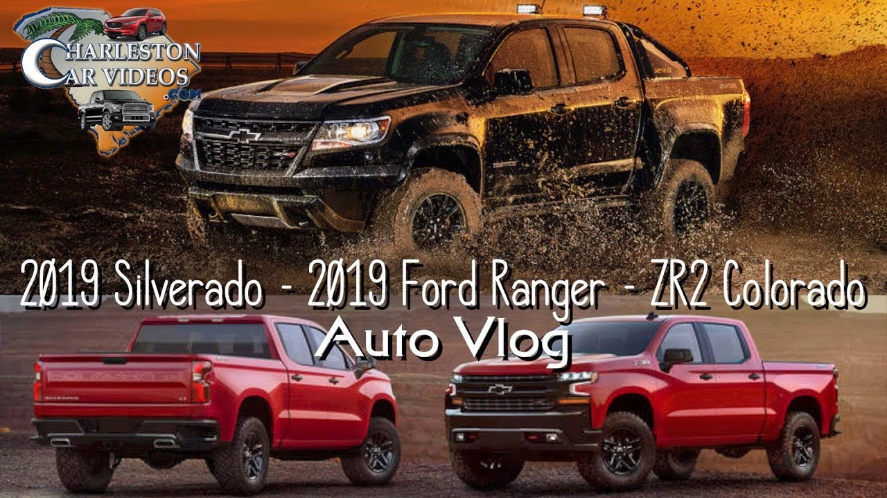 Here's the 2018 Chevy Colorado ZR2   Plus 2019 Ford Ranger ...