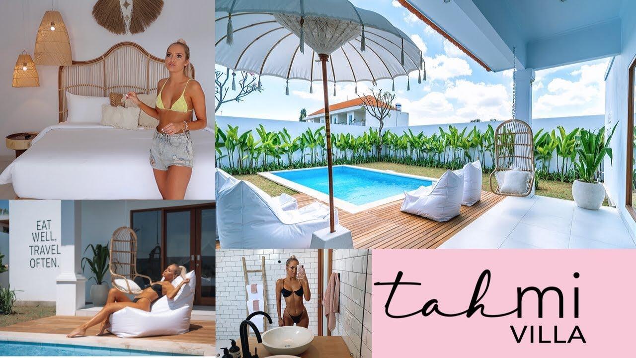 VILLA TAHMI TOUR || BALI DREAM VILLA