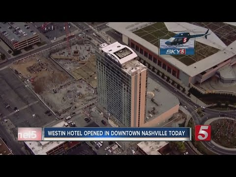 New Hotel Brings Hundreds of Rooms to Expensive Downtown Area