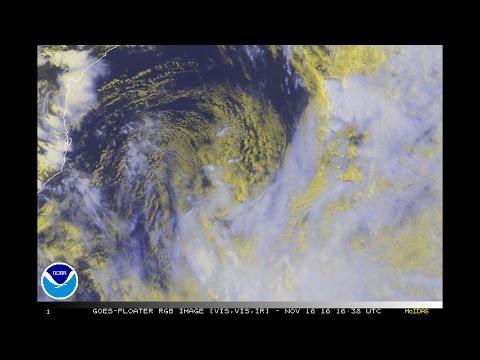 Subtropical Storm Deni (2016)
