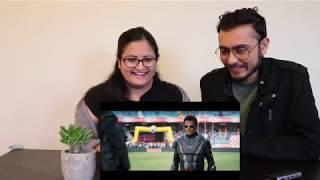 2.0 - Official Trailer Reaction   Rajinikanth   Akshay Kumar   A R Rahman   Shankar   Subaskaran