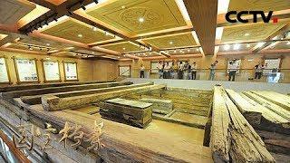 《国宝档案》 20180129 八桂传奇——罗泊湾汉墓 | CCTV中文国际