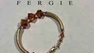 Peb Fergie beaded jewelry