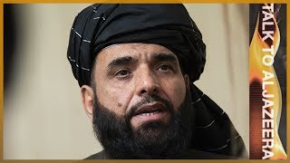 'Astonishing': Taliban respond to Trump's peace talks withdrawal | Talk to Al Jazeera