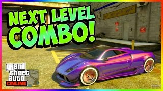 "GTA Online - Rarest TRUE Modded RGB Colours! MIND BLOWER!!! - Tekniq ""Carcosa"" (CFW/PC)"