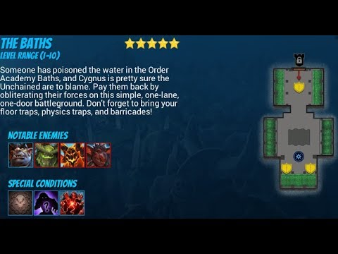 Orcs Must Die! Unchained The Baths Endless Solo 5 Stars Maximilian