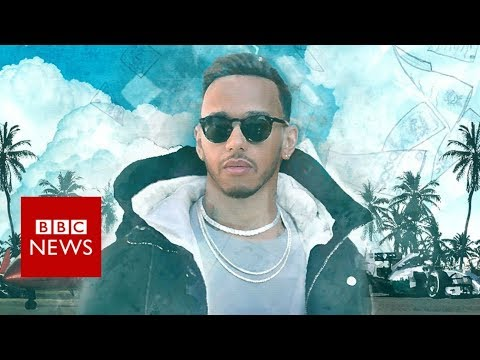 Paradise Papers: How Lewis Hamilton got a £3.3m VAT refund - BBC News