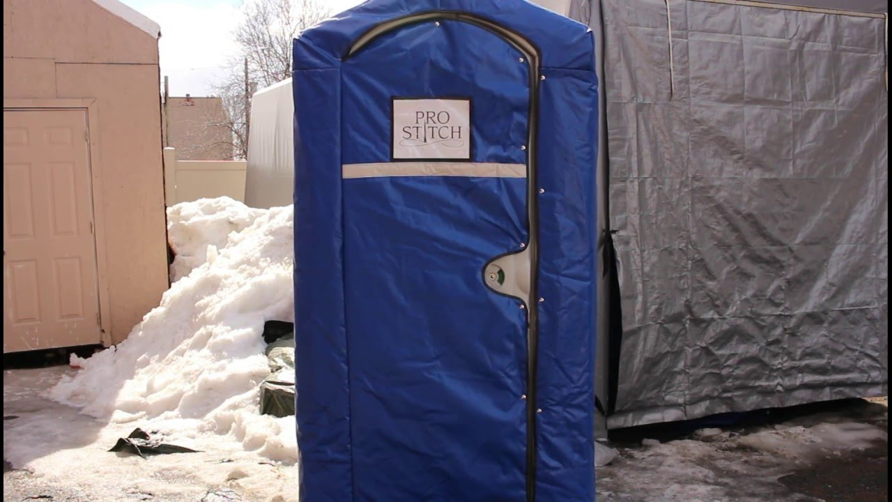 Prostitch Winterized Jackets For Portable Toilets Http