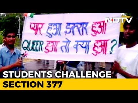 Homosexuality debate ndtv