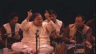 Nusrat Fateh Ali Khan - Shah e Mardan Ali Live At BAM Next Wave Festival 1989
