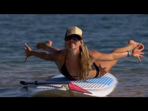 Stand Up Paddle Boards >> Great Warm Up for Stand Up Paddlers - YouTube