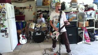 Coming Clean by Green Day: band cover