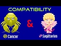 Cancer & Sagittarius Sexual & Intimacy Compatibility