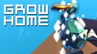 Grow Home PC Gameplay - Data Bank Collection! - Walkthrough Part 8