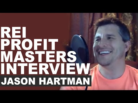 Real Estate Investing Profits Mastes Series Episode 1: Jason Hartman Creating Wealth in California