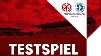 LIVE: Testspiel | 1. FSV Mainz 05 - SV Darmstadt 98