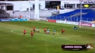 México vs Holanda 4-2 semifinal jugada digital torneo Esperanzas de Toulon