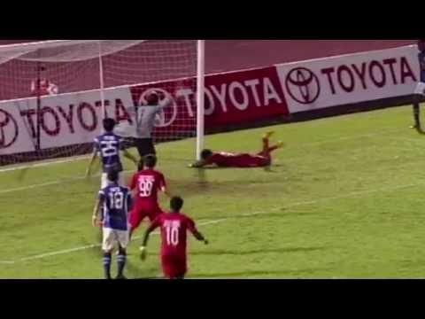Toyota Mekong Club Championship 2014: Best Goals