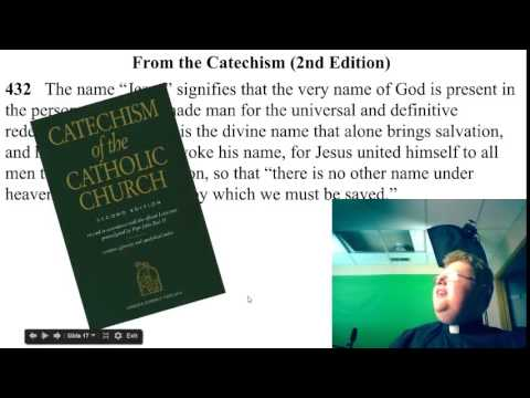 Catholic Trivia!