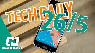 Tech Daily: Bản tin công nghệ ngày 26/5 - 2. HTC 10 Evo ra mắt tại Việt Nam