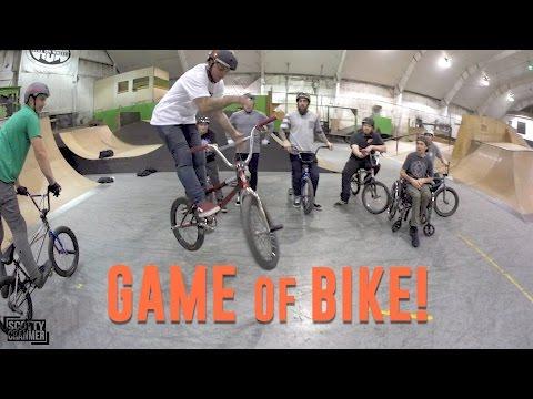 8 MAN GAME OF BIKE!